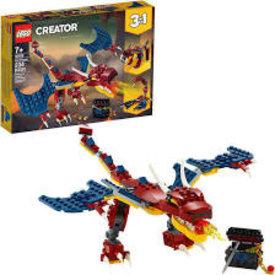 Lego: Creator-Fire Dragon