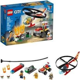Lego: City- Fire Helicopter Response