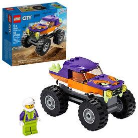 Lego: City- Monster Truck