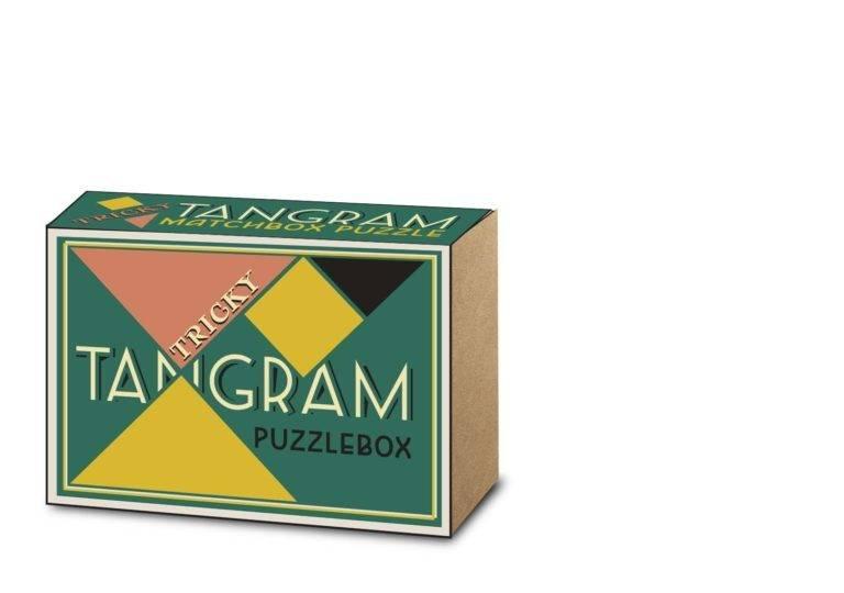 PROJECT GENIUS: TANGRAM PUZZLE BOX