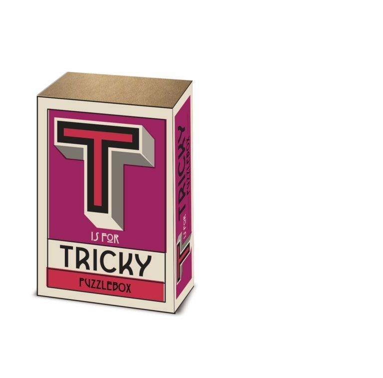 PROJECT GENIUS: TRICKY PUZZLE BOX