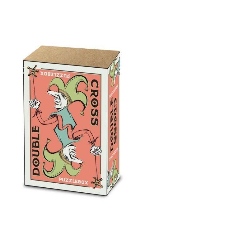 PROJECT GENIUS: DOUBLE CROSS PUZZLE BOX