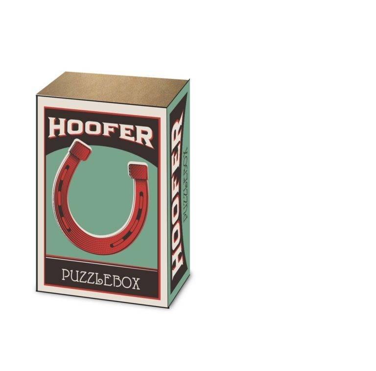 PROJECT GENIUS: HOOFER PUZZLE BOX