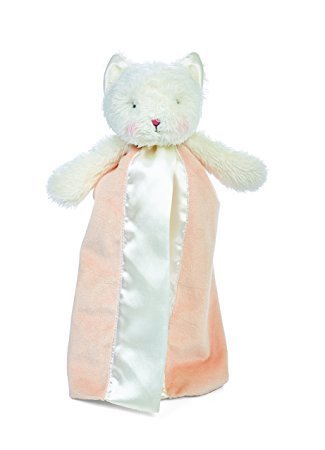 BUNNIES BY THE BAY: Purr-ty Kitty Bye-Bye Buddy - peachy pink