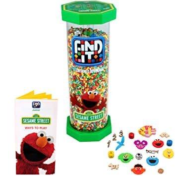 FIND IT:  Sesame Street Junior