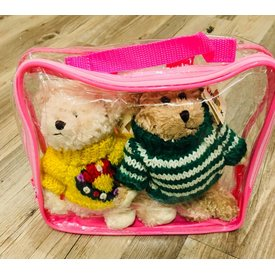 UNIPAK BTG DRESS UP FRIENDS (BEARS IN SWEATERS)