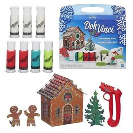 HASBRO Doh Vinci Gingerbread House