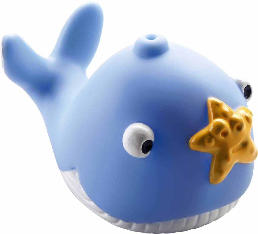 Blue Whale Betty Squirter - HABA