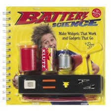 KLUTZ - BATTERY SCIENCE