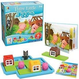 SMART GAMES: THREE LITTLE PIGGIES