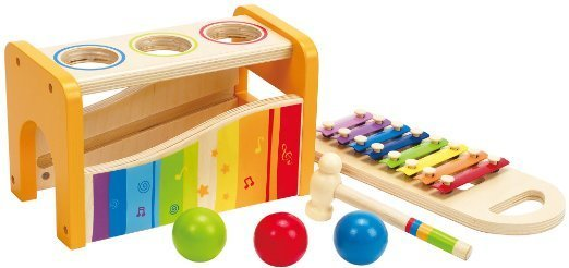 Hape HAPE: Pound and Tap Bench
