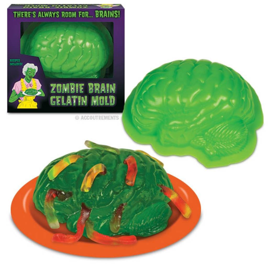 ACCOUTREMENTS ZOMBIE BRAIN MOLD