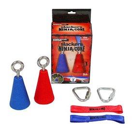 B4 ADVENTURE B4 ADVENTURE:  Ninja Slackline Cones