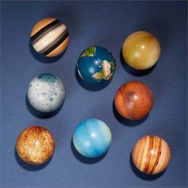 CUPCAKES AND CARTWHEELS:  FOAM PLANET BALL