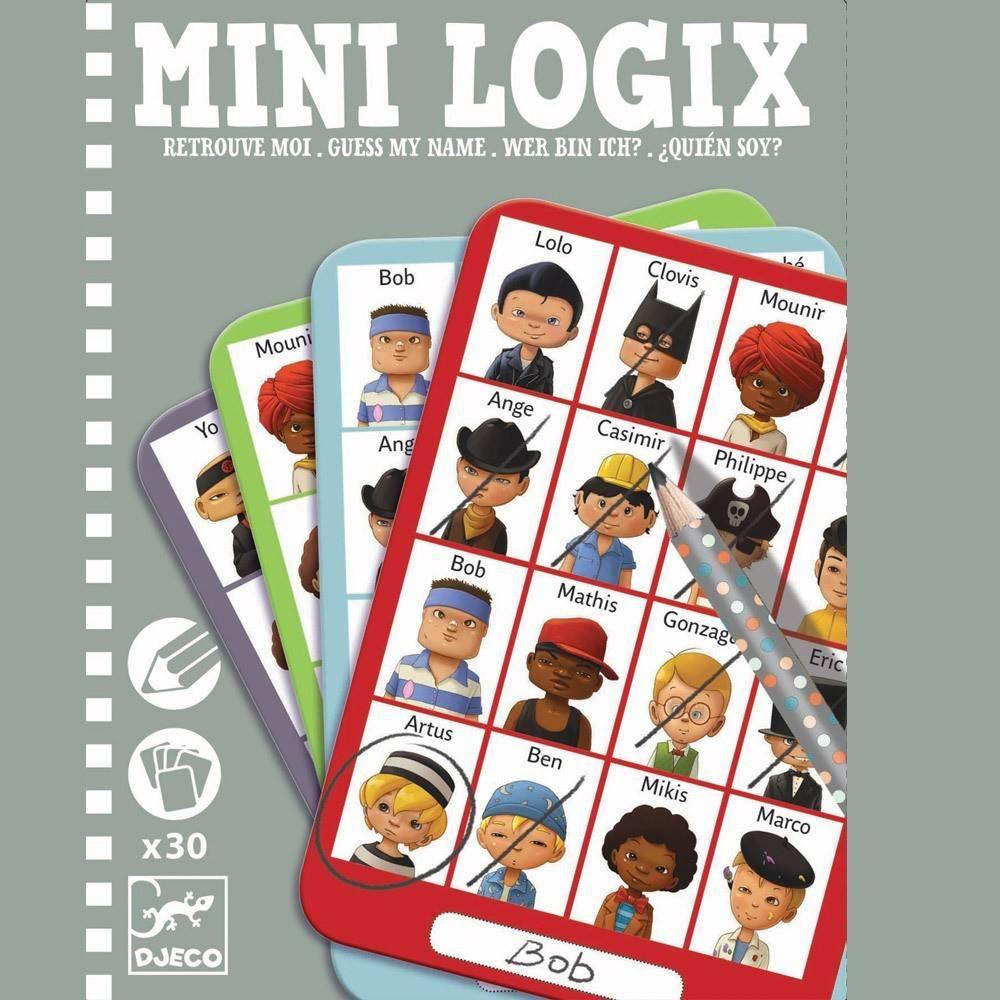 Mini Logix - Guess My Name Jules