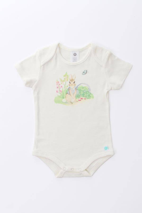 BABY LAUNDRY:  BUNNY TALES 3-6MO ONSIE