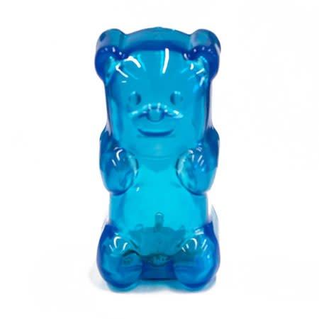 FCTRY FCTRY:  Gummygoods Gummy Bear Nightlight - BLUE