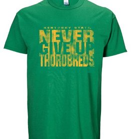 Russell Athletic KSU Never Give Up T-Shirt