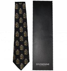 Greek Fraternity Neck Tie