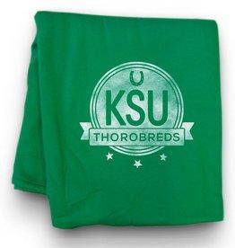 MV SPORTS KSU Circle Blanket