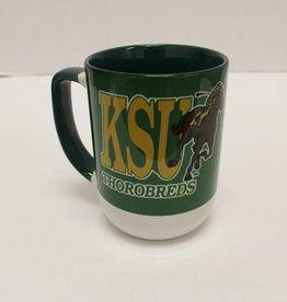 MCM Group KSU Stripe logo mug