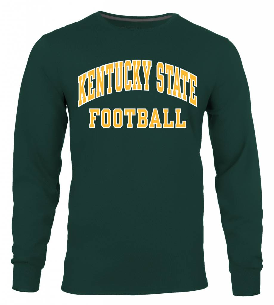Russell Athletic Forest Long Sleeve Football Shirt