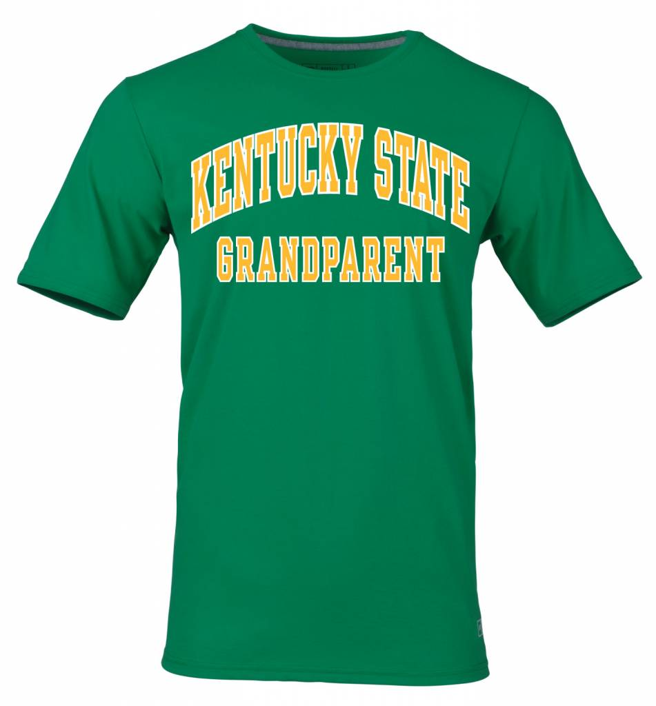 Russell Athletic Kentucky State Grandparent T-Shirt