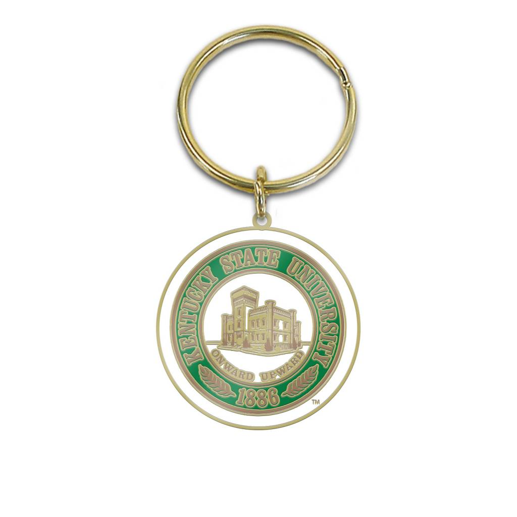 MCM Group Brass Seal Key chain