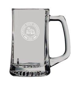 LXG. INC KSU Seal Glass Mug with handle