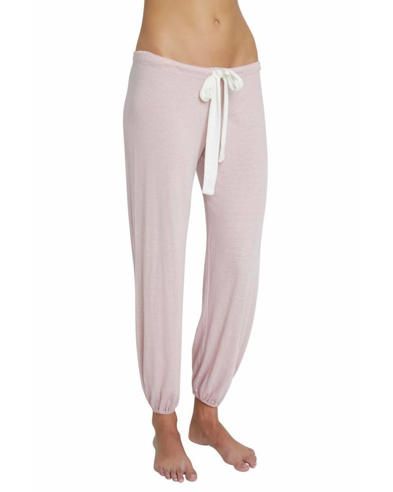 Eberjey Eberjey Heather Cropped Pant