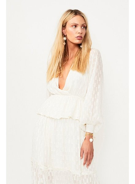 Suboo Suboo Alchemy Wrap Blouse