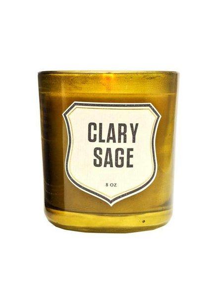 Izola Clary Sage Candle