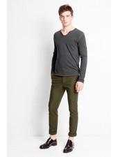 Zadig and Voltaire Nasir Light Slub Cotton T-Shirt