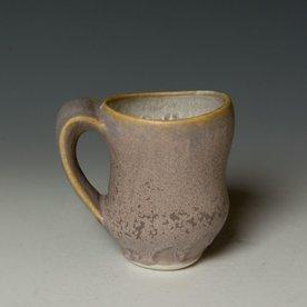 """Gwendolyn Yoppolo Gwendolyn Yoppolo, Mug, porcelain, crystalline glaze, 5 x 4 x 3"""""""