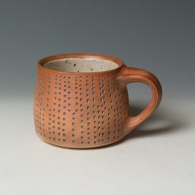 "Nancy Green Nancy Green, Mug, wood-fired, 2.5 x 2.75"""