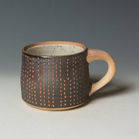 Nancy Green Nancy Green, Mug, stoneware, wood-fired,  3.25 x 5.5 x 4""