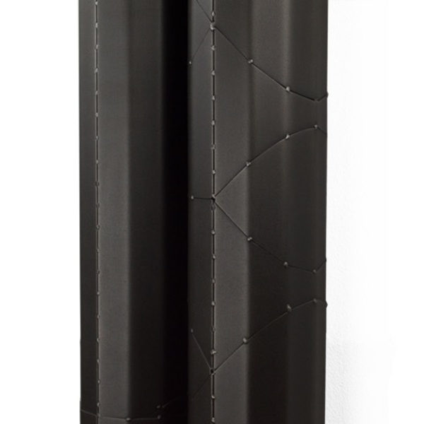 Thomas Campbell Thomas Campbell, Verge, blackened steel, 54.5 x 6.6 x 5""