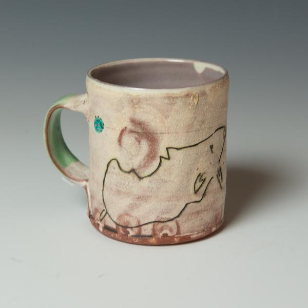 Maria Dondero Maria Dondero, Mug, earthenware