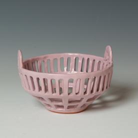 "Berry Bowl Kari Woolsey, Berry Bowl, terracotta, 3.5 x 5"" dia."