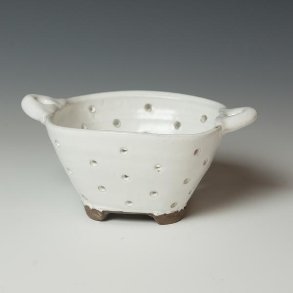 """Berry Bowl Juana Gnecco, Berry Bowl, stoneware, 4 x 8.25 x 6.25"""""""
