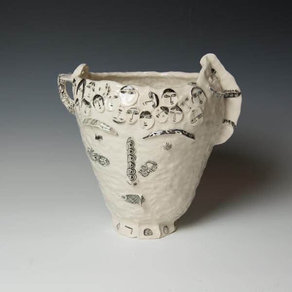 Yeonsoo Kim Yeonsoo Kim, Head, porcelain