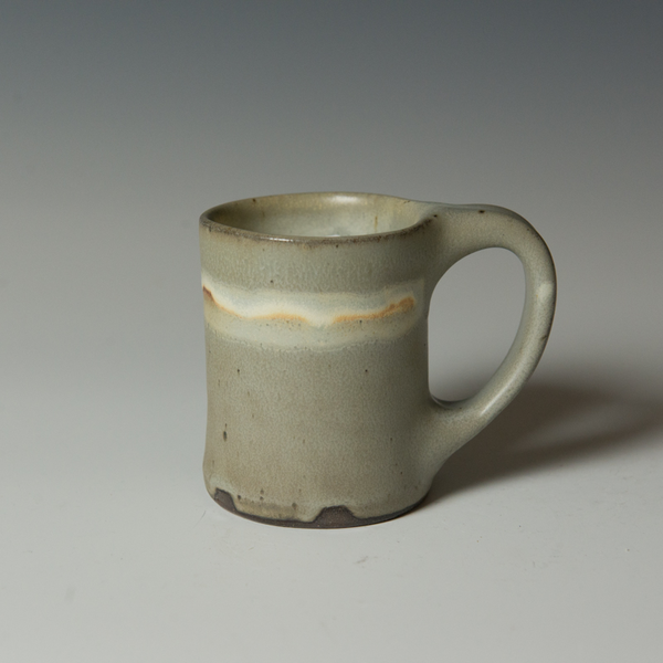 "Courtney Martin Courtney Martin, Mug, stoneware, 3.25 x 4 x 2.75"""