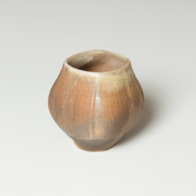 Simon Levin Simon Levin, Whiskey Cup, woodfired, 2.75 x 3 x 3""