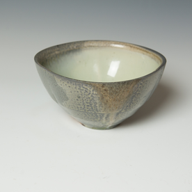 "Simon Levin Simon Levin, Salad Bowl, woodfired, 1.75 x 9.5"" dia."