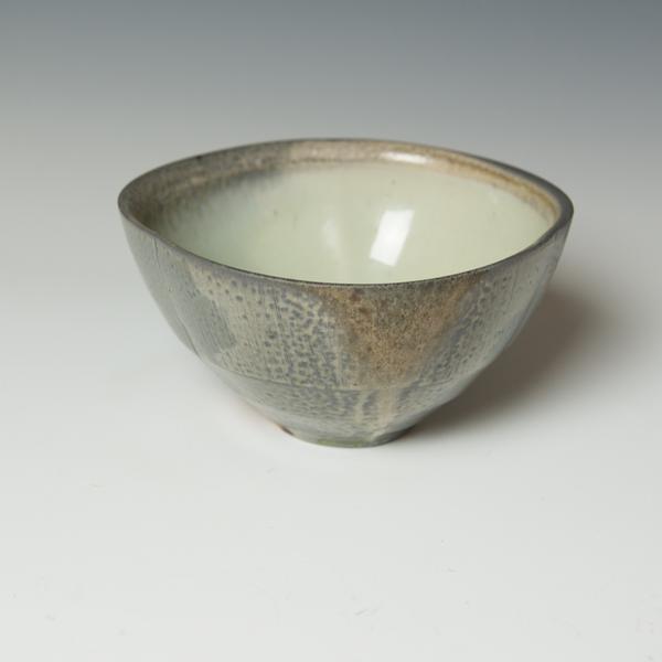 "Simon Levin Simon Levin, Salad Bowl, woodfired, 1.75 x 9.5"" dia."