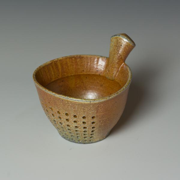 """Kenyon Hansen Kenyon Hansen, Berry Bowl, soda-fired stoneware, 5.25 x 7 x 5.5"""""""
