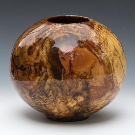 Philip Moulthrop Philip Moulthrop, Water Oak Burl, 7.25 x 8.5