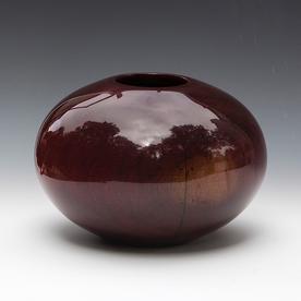 Philip Moulthrop Philip Moulthrop, Purple Heart, (Bulletwood), 5.75 x 9