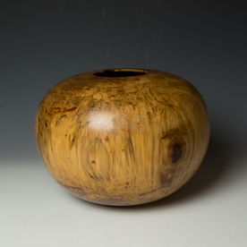 Ed Moulthrop Ed Moulthrop, Figured Sweetgum, 9.25 x 11.5""