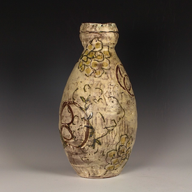 Maria Dondero Maria Dondero, Tall Coil Jar, earthenware